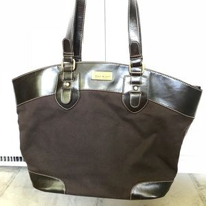 Handbags - Nicole Miller brown handbag